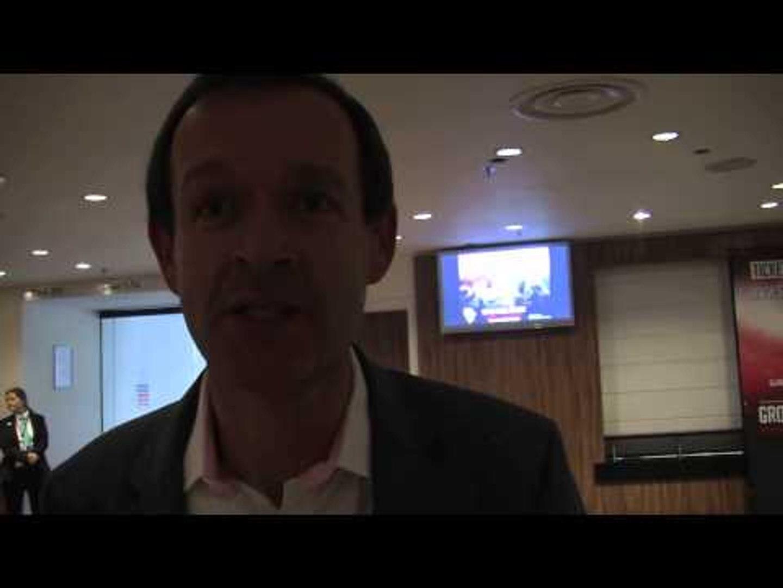 Sky Sports Adam Smith On Groves v Rebrasse, Abraham v Smith & Huck v Nelson