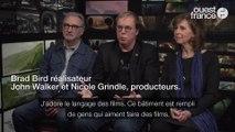 Les Indestructibles 2-le réalisateur (part1)