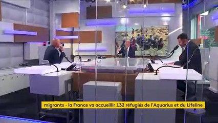 Eric Ciotti invité de 8h30 politique sur France Info - 4 juillet 2018