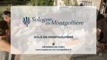 Sologne en Montgolfière, vols en montgolfière à Mézières-lez-Cléry.