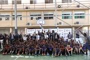 Allocution du Président de la République, Emmanuel Macron, au lycée Français Louis Pasteur à Lagos, Nigeria