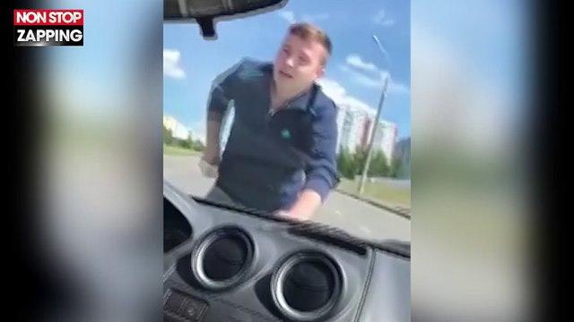 Russie : Un père de famille ultra violent kidnappe son propre enfant (vidéo)