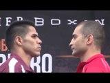 Vic Darchinyan vs Jesus Marcelo Cuellar - FACE OFF!