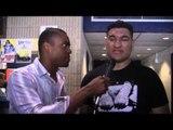 POST FIGHT - CHRIS ARREOLA: I Don't Deserve Deontay Wilder