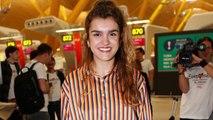 Aitana confiesa que Cepeda le ha cambiado la vida tras su beso en el Concierto de Operación Triunfo