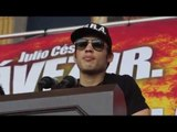 Julio Cesar Chavez Jr vs Marcos Reyes FINAL PRESS CONFERENCE
