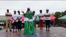 Mamadou Hawa Gassama - Tournée africaine du candidat Soumaila Cissé : Étape de Bobo Dioulasso