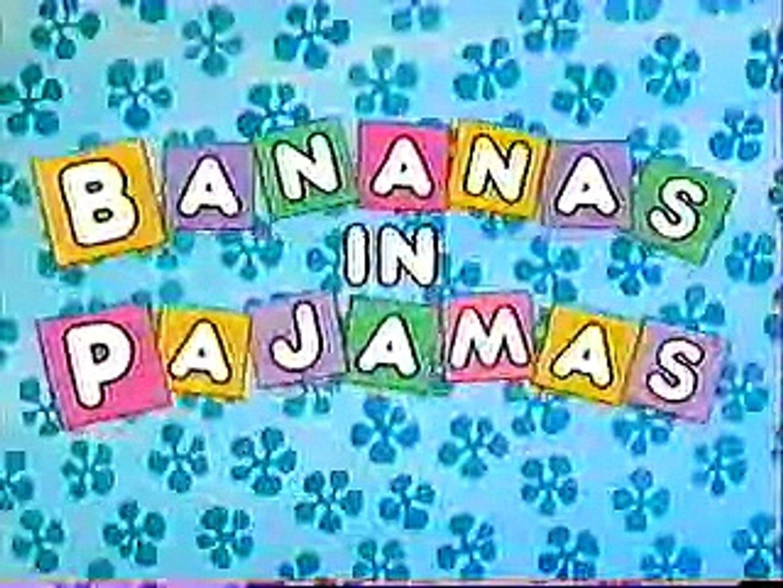 Bananas In Pajamas Video Dailymotion