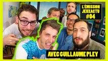 L'Émission JEUXACTU #04 avec Guillaume Pley