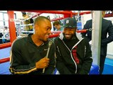JOHNATHAN BANKS: Anthony Joshua Still Has Mental Scares From Losing vs Dillian Whyte In Amateurs!