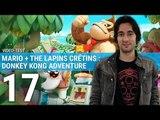 MARIO + LAPINS CRETINS : Un DLC Donkey Kong idéal ? | TEST