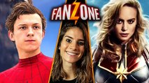 CAPTAIN MARVEL, Les YOUNG AVENGERS, SPIDER-MAN Far From Home - FanZone