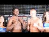 Charles Martin vs Vyacheslav Glazkov - Weigh In & Face Off!