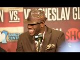 Deontay Wilder vs Artur Szpilka - POST FIGHT PRESS CONFERENCE