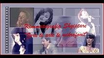 (INTERVAL MUZIKOR) MIMOZA DHAMO - MENGJEZET NE TIRANE | Kinematografia Shqiptare