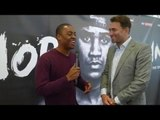 Eddie Hearn on Nigel Benn vs Chris Eubank REMATCH! & Conor Benn will be WORLD CHAMPION