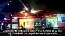 Nantes: un jeune tué par la police, nuit de violences