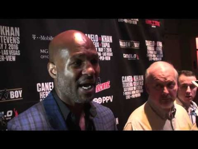 Bernard Hopkins ARGUES with ESPN Dan Rafael