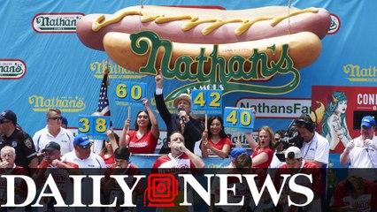 2018 Nathan's Hot Dog Eating Contest