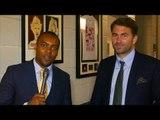 Eddie Hearn: Anthony Joshua vs Wladimir Klitschko NEXT?! Canelo vs Liam Smith & Chris Eubank vs GGG