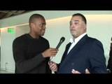 RICHARD SCHAEFER on Delivering Floyd Mayweather 50! & Canelo Alvarez vs GGG Golovkin PREDICTION!