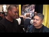 Robert Garcia on Mikey Garcia KNOCKOUT WIN! vs Dejan Zlaticanin