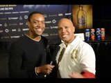 (Jacobs trainer) Andre Rozier: Danny Jacobs has NOTHING TO LOSE & Somebody Gonna Get HURT!