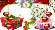 Birthday Wishes in Urdu, Greetings, Messages, Ecard, Animation, Latest Happy Birthday Video