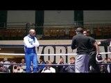 Floyd Mayweather TRAINING Gervonta Davis in London vs Liam Walsh!