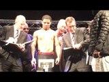 Gervonta Davis OVERWEIGHT vs Liam Walsh - WEIGH IN