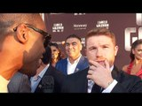 Canelo Alvarez: GGG Golovkin is NOT UNDEFEATED & Questions GGG Power!