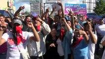 Simpatizantes de Ortega marchan en Nicaragua