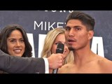 Mikey Garcia EXCITED for Saturday, GUARANTEES Victory Over Broner