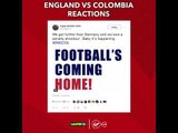 Twitter reacts perfectly to England's win over Colombia