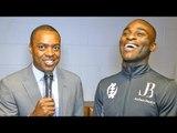 Joshua Buatsi on CONTROVERSIAL FINISH vs Saidou Sall   Joshua vs Takam