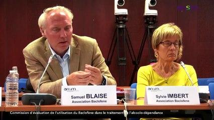 Commission d'évaluation de l'utilisation du Baclofène dans le traitement de l'alcoolo-dépendance