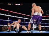 Cletus Seldin BODY SHOT KNOCKOUT! vs Robert Ortiz