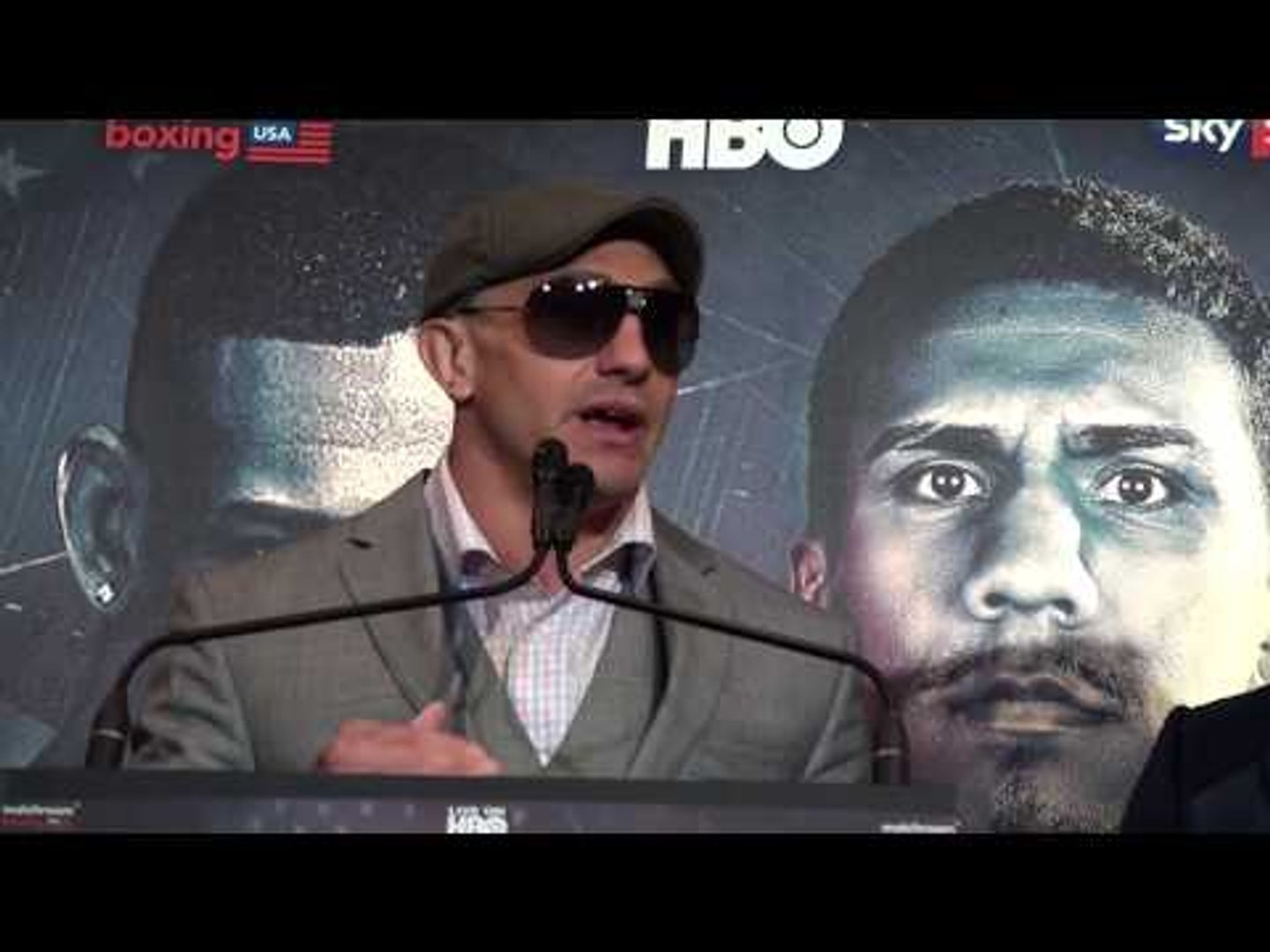 Cletus Seldin vs Roberto Ortiz - FINAL PRESS CONFERENCE