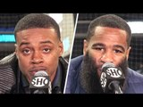 Errol Spence vs Lamont Peterson PRESS CONFERENCE | Showtime Boxing