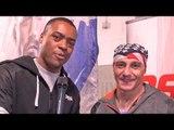 Cletus Seldin Follows In Mike Tyson & Roy Jones FOOTSTEPS on HBO
