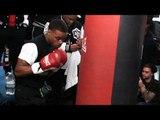 Errol Spence FULL TRAINING DAY vs Lamont Peterson