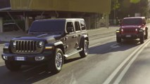 All-new Jeep Wrangler Line up