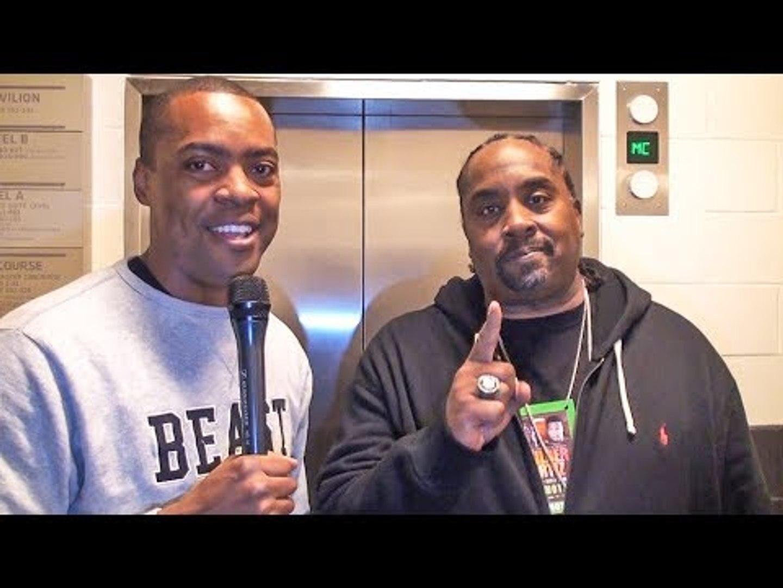 (Rap DJ Legend) Eric B. REACTION Deontay Wilder KNOCKOUT vs Luis Ortiz