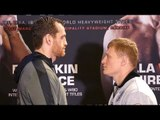 David Price vs Alexander Povetkin . HEAD TO HEAD .  Anthony Joshua vs Joseph Parker Undercard