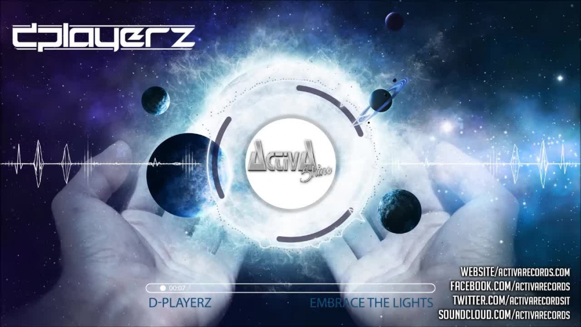 D-Playerz - Embrace The Lights (Original Mix) - Official Preview (Activa Shine)