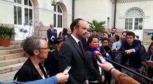 Déclaration du Premier ministre après une deuxième nuit de violences à Nantes