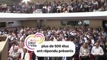 """Jacques Mézard a réuni les élus """"Action cœur de ville"""""""