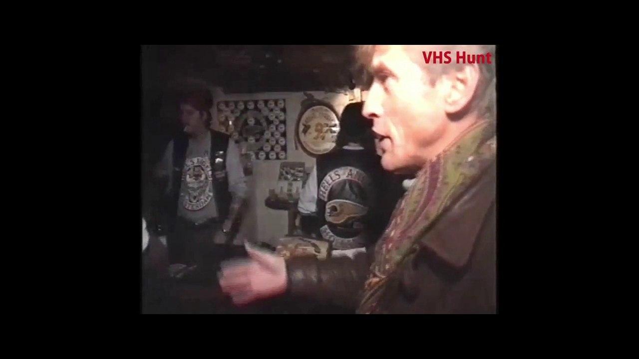 Jan Lenferink Brengt Taart Bij Hells Angels