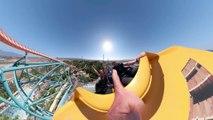 Montagnes russes à 360°