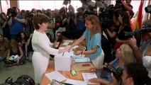 Soraya pide esperar a los resultados antes de hablar de una candidatura unitaria